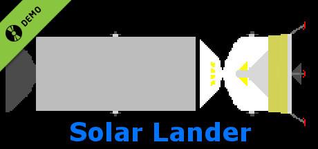 Solar Lander Demo