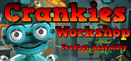Crankies Workshop: Freebot Assembly