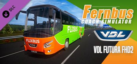 Купить Fernbus Simulator - VDL Futura FHD2 (DLC)