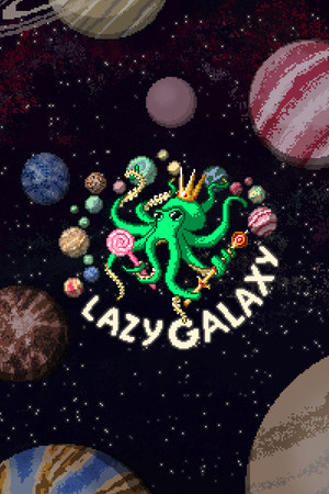 Lazy Galaxy poster image on Steam Backlog