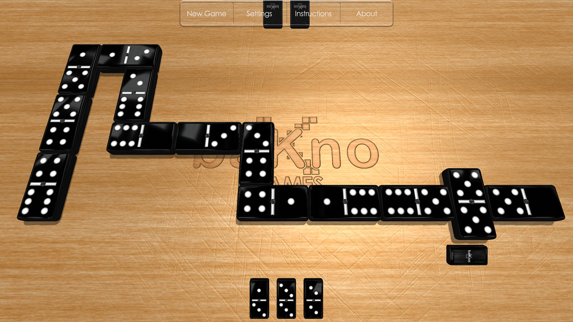 Domino ponostar, sexteen core