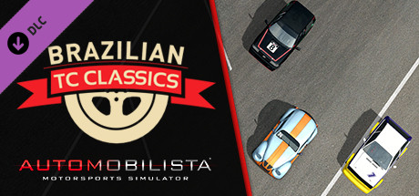 Automobilista – Brazilian Touring Car Classics Capa