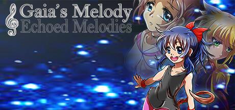 Gaias Melody Echoed Melodies-DARKSiDERS Capa