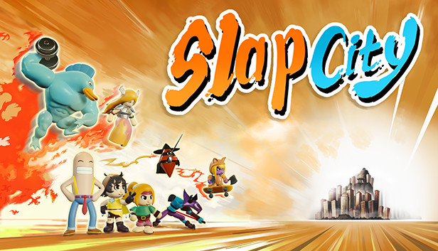 Slap City on Steam