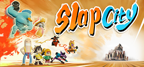 Slap City Capa