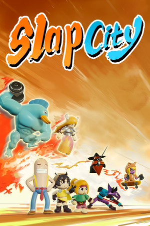 Slap City poster image on Steam Backlog