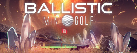 Ballistic Mini Golf - 弹道迷你高尔夫
