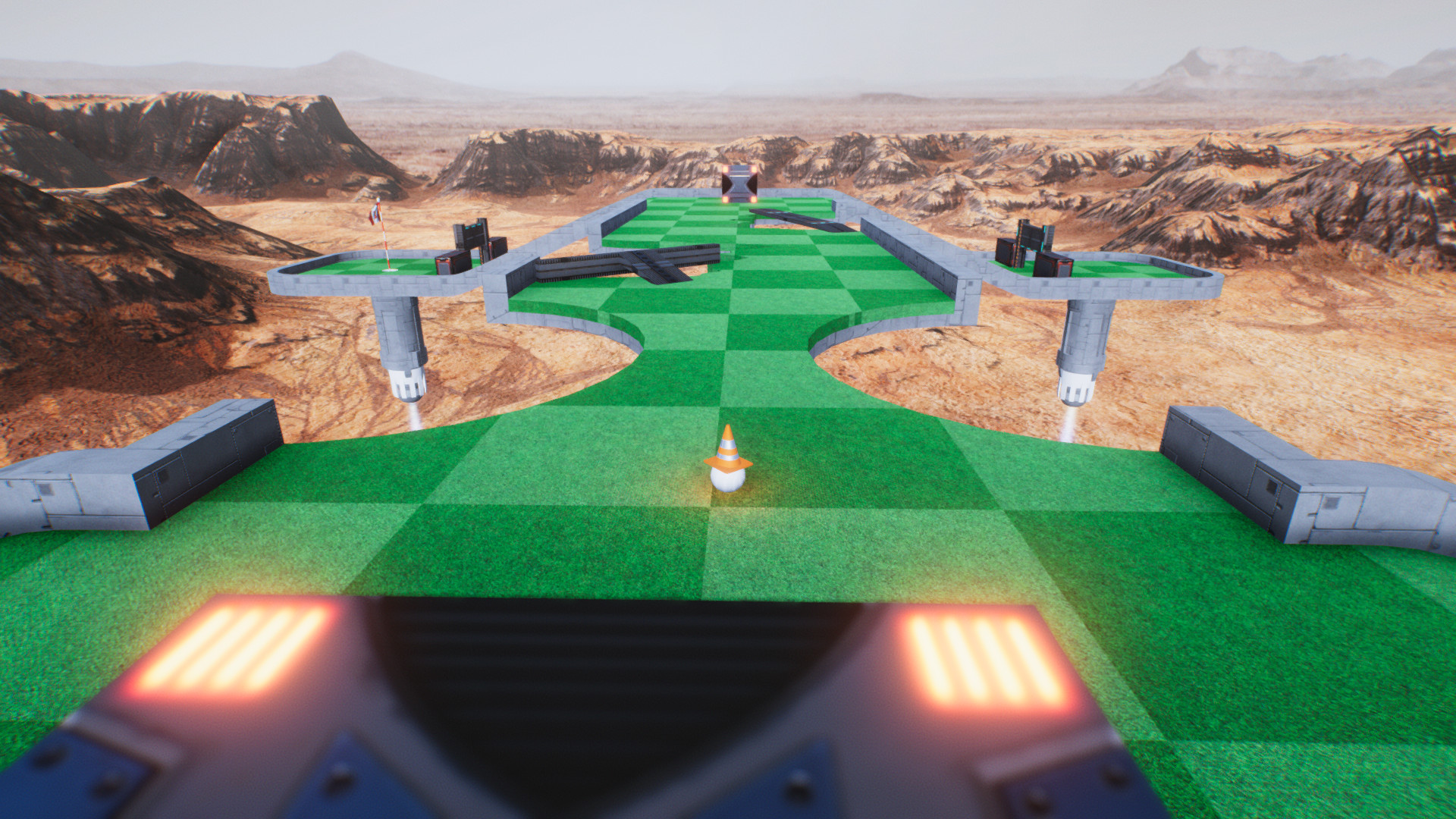 Mini Golf - A free Sports Game - Play Free Online Games