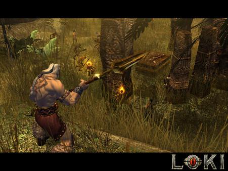 Скриншот из Loki
