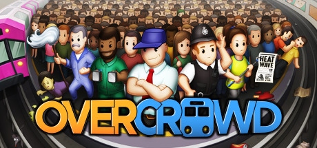 Overcrowd: A Commute 'Em Up on Steam