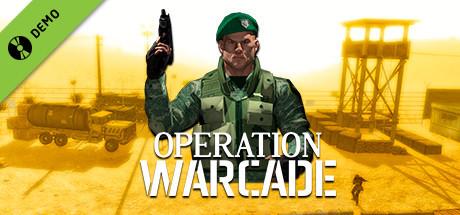 Operation Warcade VR Demo