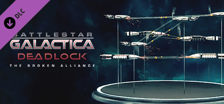 Battlestar Galactica Deadlock The Broken Alliance