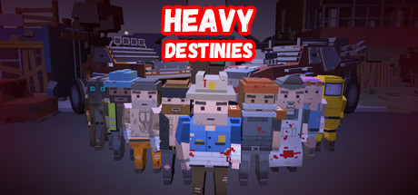 Teaser image for Heavy Destinies