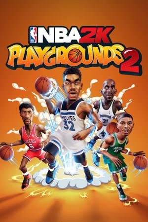 NBA 2K Playgrounds 2 poster image on Steam Backlog