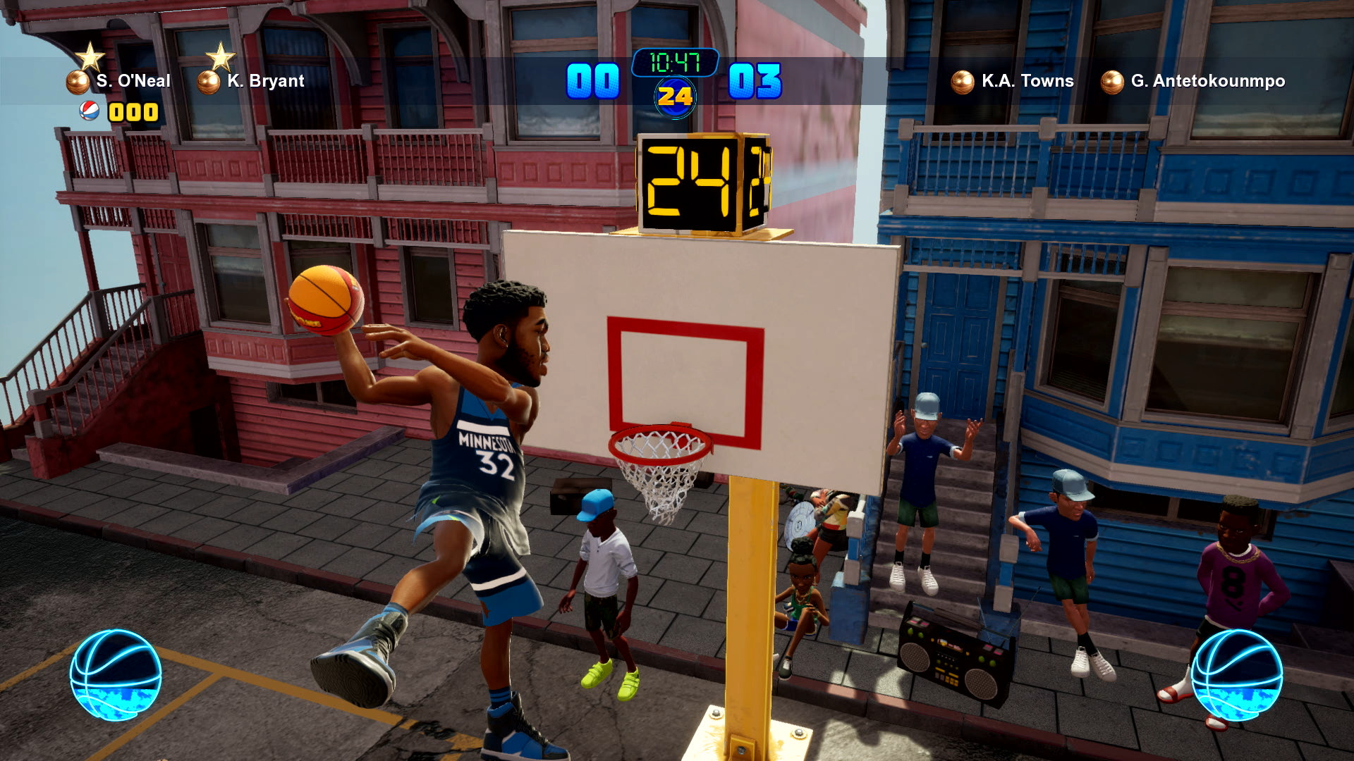 NBA 2K Playgrounds 2 [2018|Rus|Eng|Multi11]