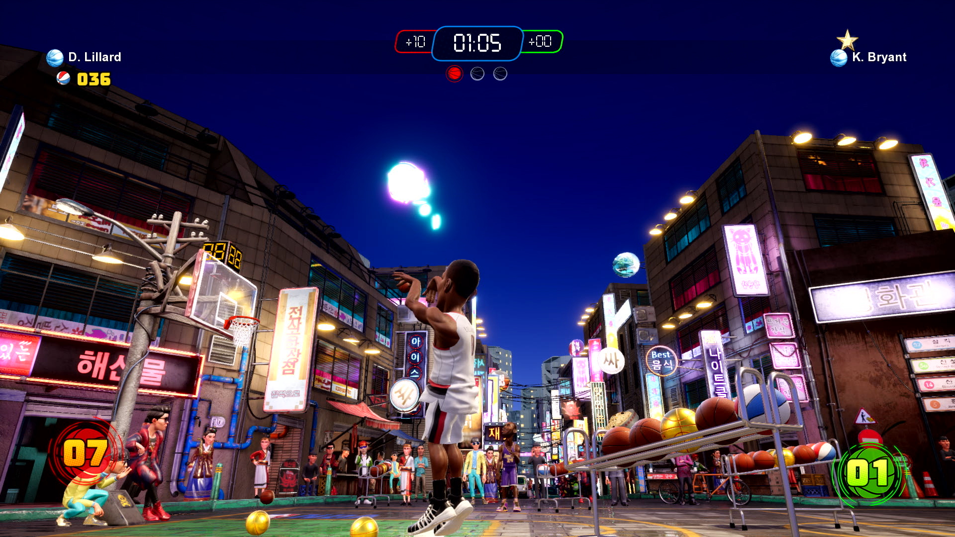 NBA 2K Playgrounds 2 Screenshot 2