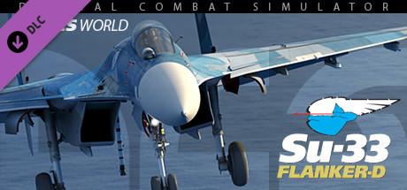 Su-33 for DCS World
