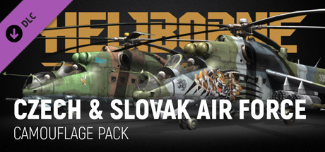 Heliborne - Czech & Slovak Air Force Camouflage Pack