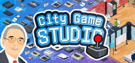 City Game Studio [Acesso Antecipado] Capa