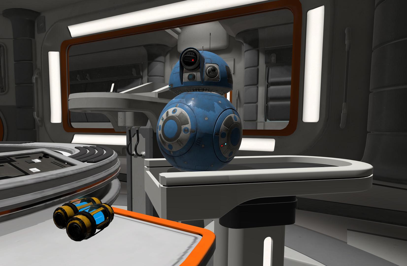 Star Wars: Droid Repair Bay on Steam