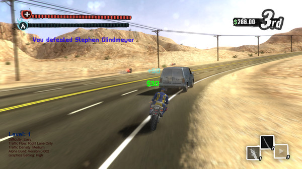 Road Redemption - Early Prototype