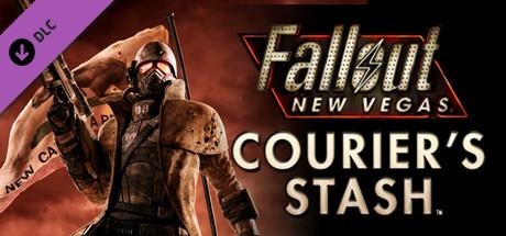 Купить Fallout New Vegas Courier's Stash (DLC)