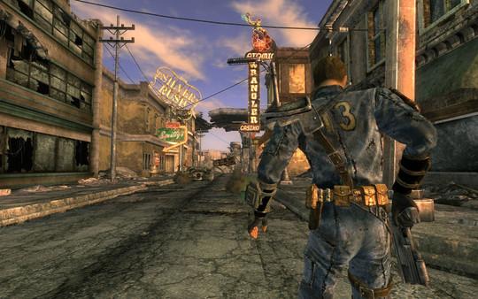 Fallout New Vegas Courier's Stash (DLC)