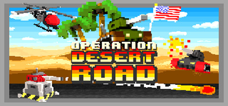Operation Desert Road cover art