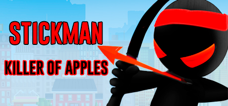 Stickman - Killer of Apples