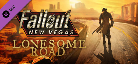 Fallout New Vegas C Lonesome Road
