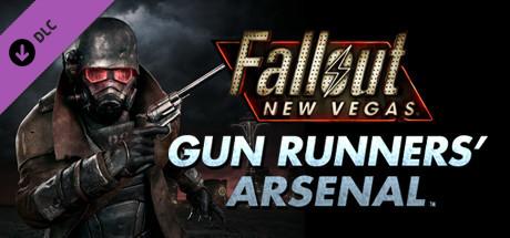 Купить Fallout New Vegas®: Gun Runners' Arsenal™ (DLC)
