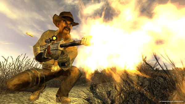 скриншот Fallout New Vegas: Gun Runners' Arsenal 1