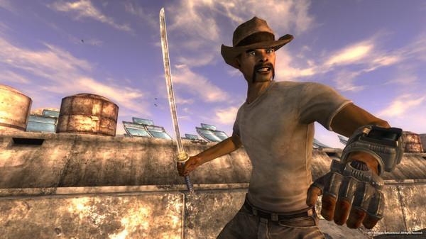 скриншот Fallout New Vegas: Gun Runners' Arsenal 4
