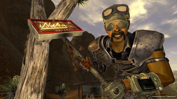 скриншот Fallout New Vegas: Gun Runners' Arsenal 0
