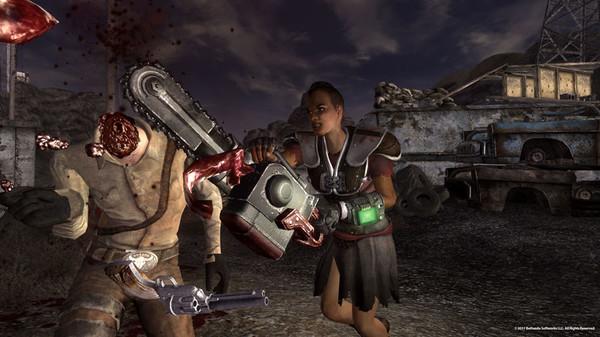 скриншот Fallout New Vegas: Gun Runners' Arsenal 2