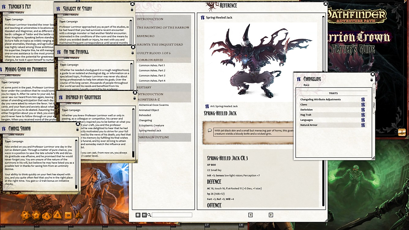 Fantasy Grounds - Pathfinder RPG - Carrion Crown AP 1: The Haunting of  Harrowstone (PFRPG)