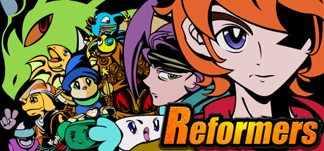 Reformers cover art