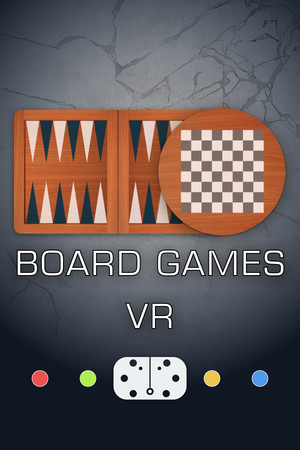 Board Games VR poster image on Steam Backlog