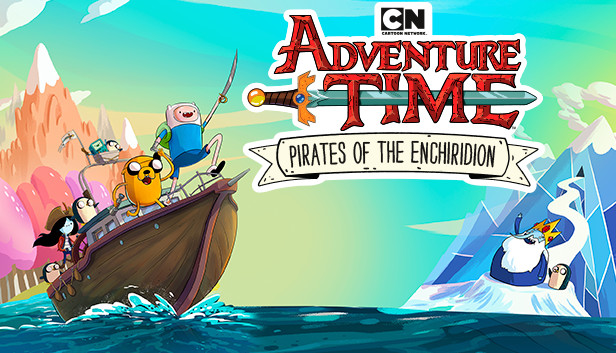 Adventure Time Pirates Of The Enchiridion On Steam