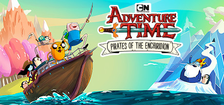 Adventure Time Pirates of the Enchiridion [PT-BR] Capa