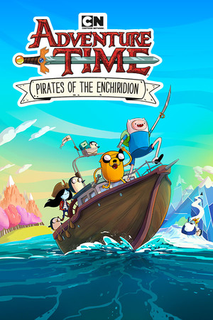 Adventure Time: Pirates of the Enchiridion poster image on Steam Backlog