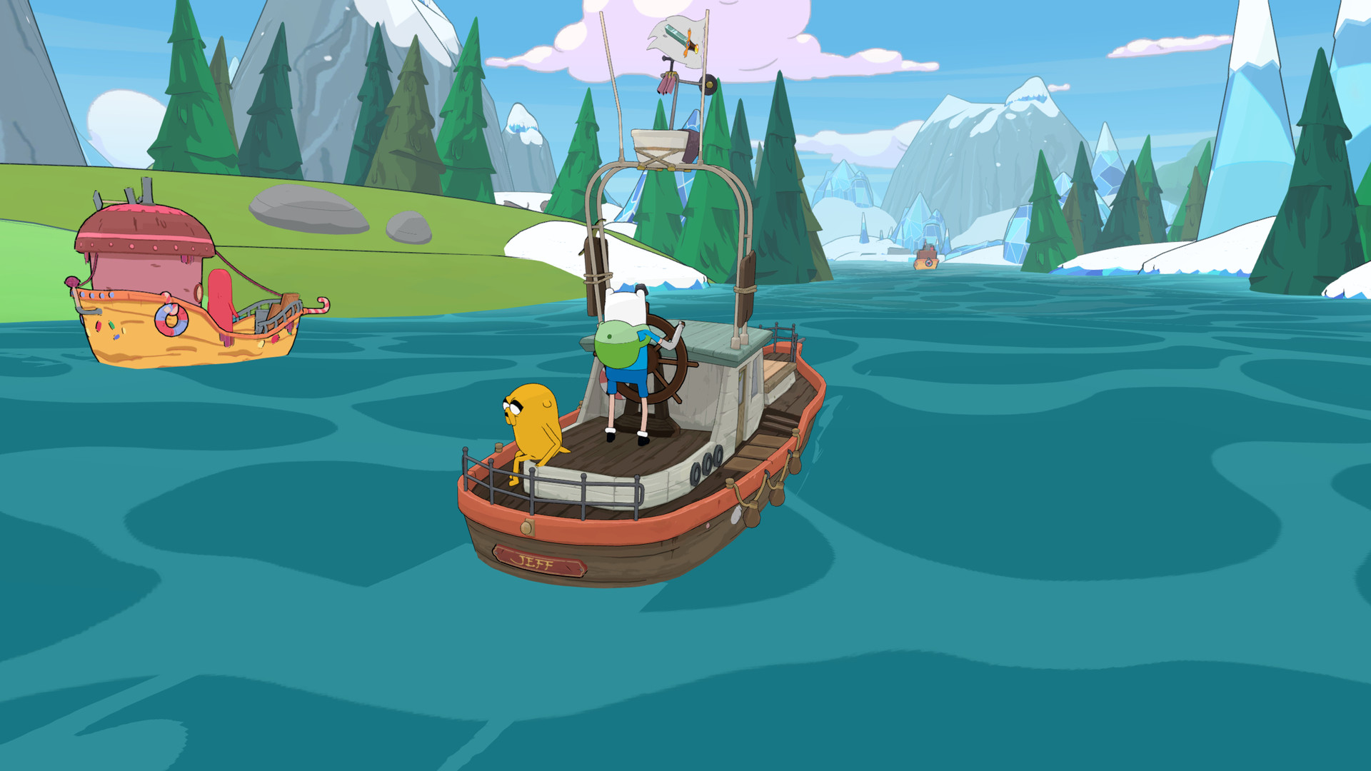 Adventure Time: Pirates of the Enchiridion [2018|Eng]