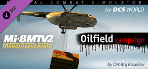 Mi-8MTV2: Oilfield Campaign