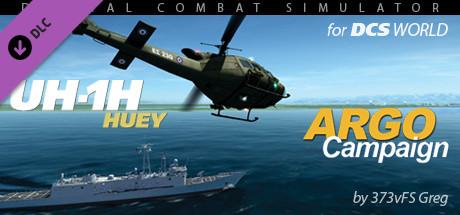 UH-1H: Argo Campaign | DLC