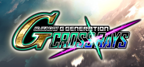 SD GUNDAM G GENERATION CROSS RAYS Capa