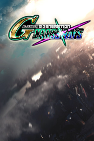 SD GUNDAM G GENERATION CROSS RAYS poster image on Steam Backlog