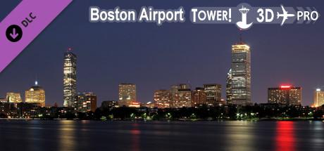 Boston Logan [KBOS] airport for Tower!3D Pro