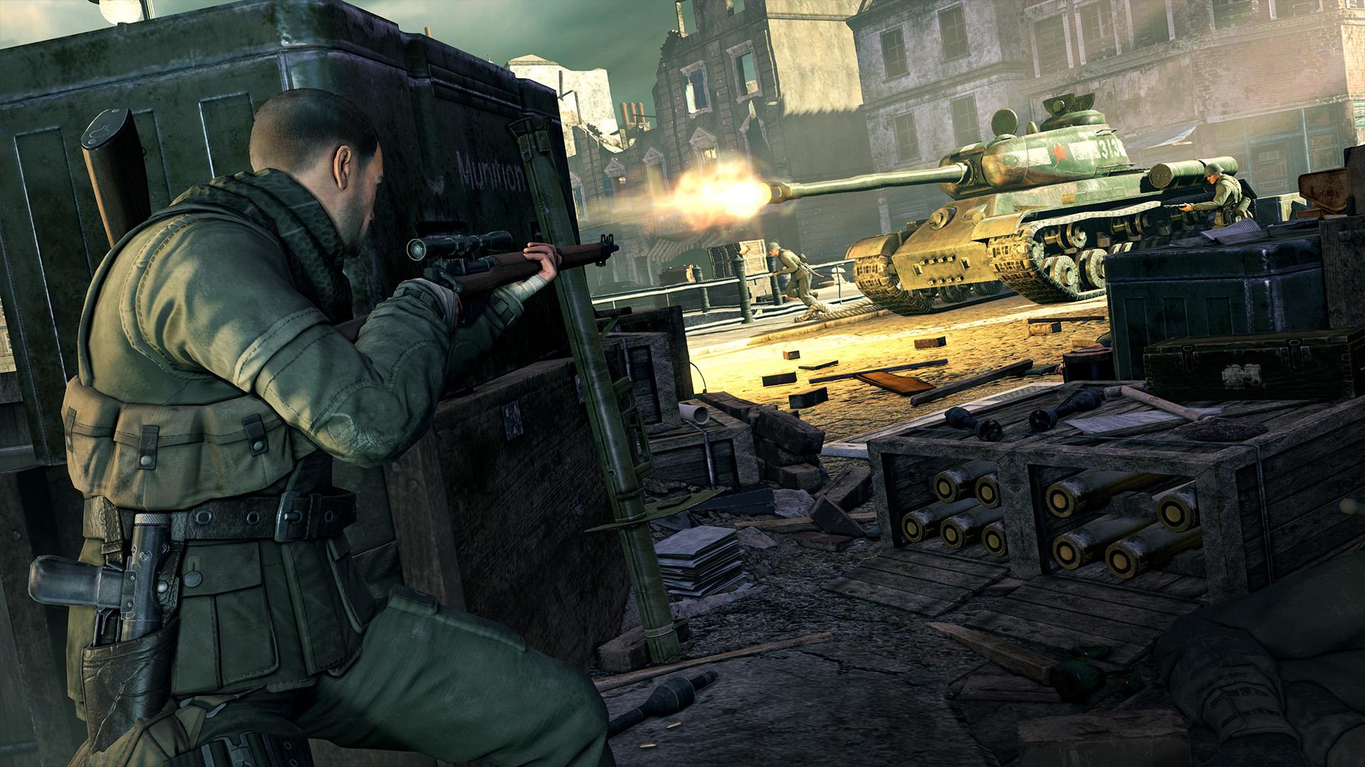 Link Tải Game Sniper Elite V2 Remastered Miễn Phí