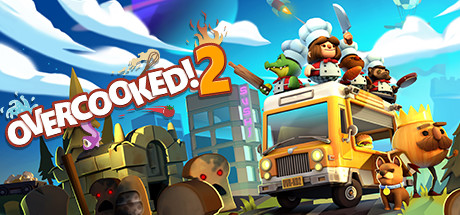 Save 40% on Overcooked! 2 on Steam