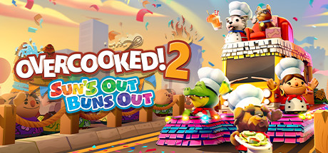 Overcooked 2 Suns Out Buns Out-PLAZA